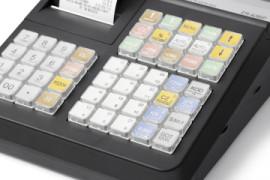 Artykuł Pożegnanie kasy SHARP ER-A285P.