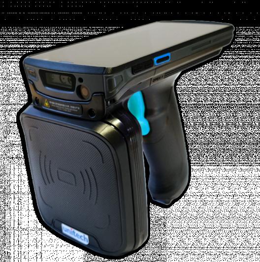 UNITECH EA510 -  Kolektory danych  -  Zaawansowane