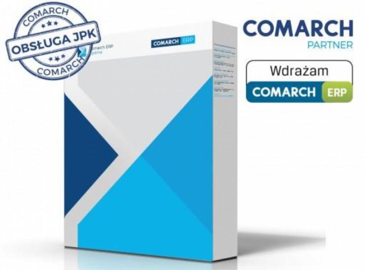COMARCH Opt!ma Handel - POS i komputery przemysłowe - Oprogramowanie
