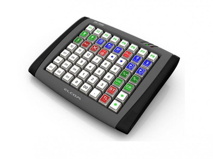 ELCOM EK-7000 - POS i komputery przemysłowe - Klawiatury POS