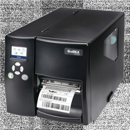GODEX EZ2250i - Drukarki i aplikatory etykiet - Przemysłowe