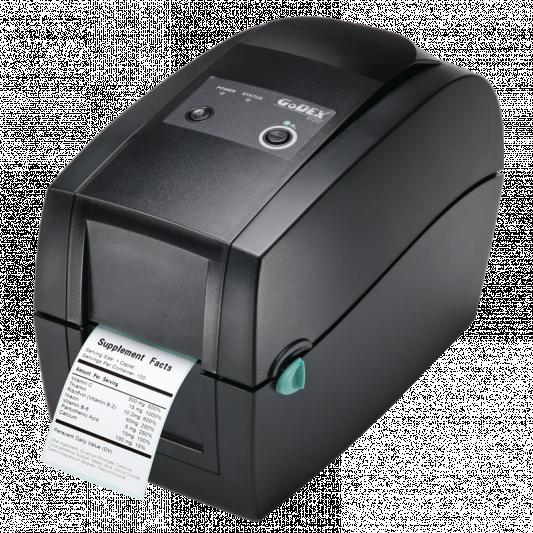 GODEX RT200 - Drukarki i aplikatory etykiet - Biurkowe