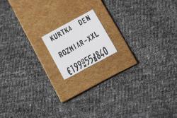 ROLKA METEK 28 X 29 MM PROSTA BIAŁA -  Materiały eksploatacyjne  -  Do metkownic