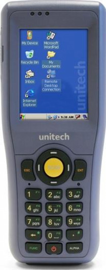 UNITECH HT682 - Kolektory danych - Zaawansowane
