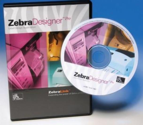 ZebraDesigner Pro -  Drukarki i aplikatory etykiet  -  Oprogramowanie