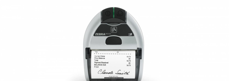 ZEBRA serii IMZ 220 -  Drukarki i aplikatory etykiet  -  Mobilne