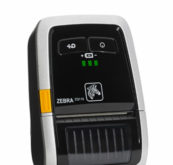 ZEBRA ZQ110 - Drukarki i aplikatory etykiet - Mobilne