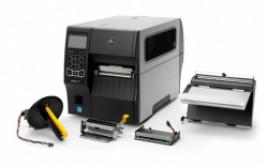 ZEBRA ZT410 -  Drukarki i aplikatory etykiet  -  Przemysłowe
