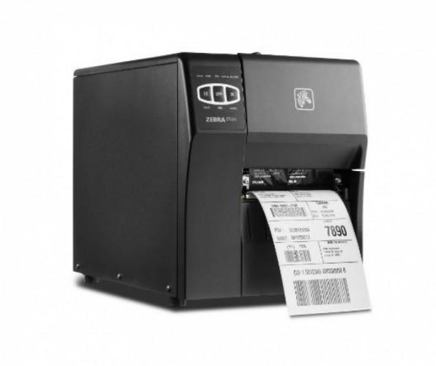 ZEBRA ZT220 -  Drukarki i aplikatory etykiet  -  Przemysłowe