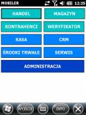 MOBILER - Sprzedaż mobilna -  Kolektory danych  -  Aplikacje kolektorowe