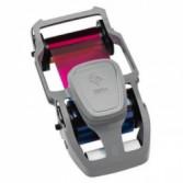 Taśma kolorowa YMCKO do ZEBRA ZC100 -  Materiały eksploatacyjne  -  Do drukarek kart plastikowych