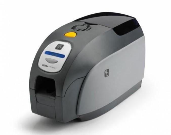 ZEBRA ZXP SERIES 3 - Drukarki i aplikatory etykiet - Kart plastikowych