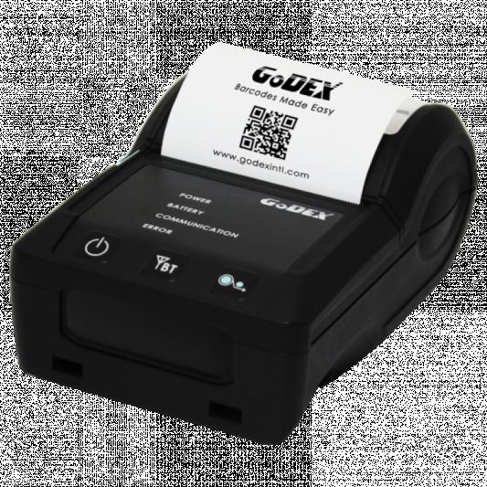 GODEX MX30 - Drukarki i aplikatory etykiet - Mobilne