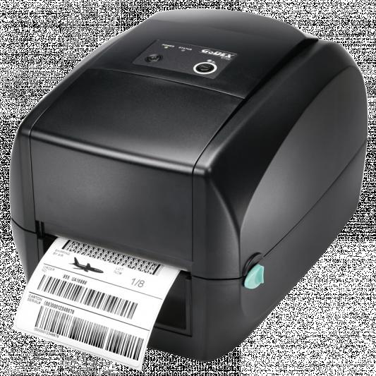 GODEX RT700 - Drukarki i aplikatory etykiet - Biurkowe