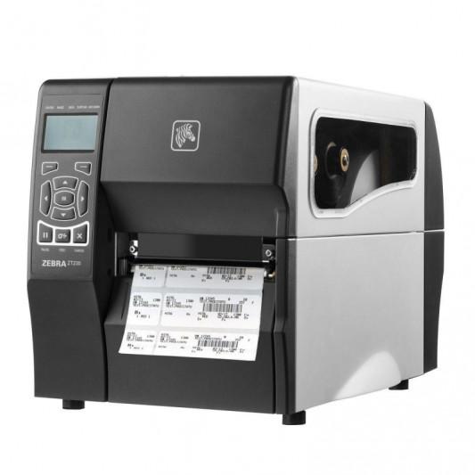 ZEBRA ZT230 -  Drukarki i aplikatory etykiet  -  Przemysłowe